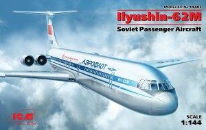 Ilyushin-62M, Soviet Passenger Aircraft  (Vista 1)