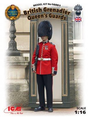 British Grenadier Queen's Guards  (Vista 1)