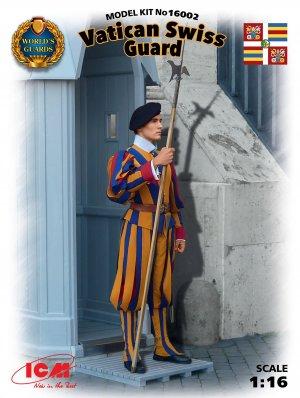Vatican Swiss Guard  (Vista 1)