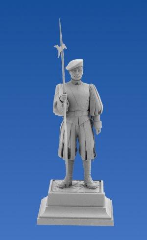 Vatican Swiss Guard  (Vista 2)