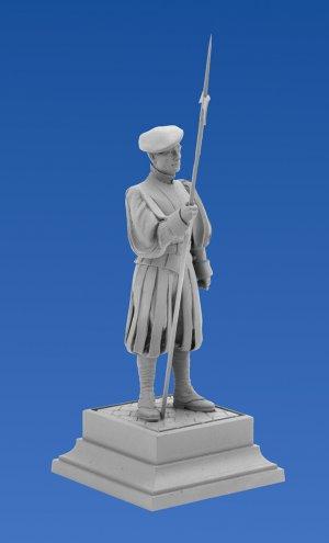 Vatican Swiss Guard  (Vista 3)