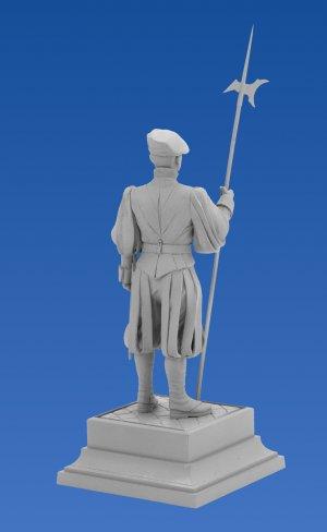 Vatican Swiss Guard  (Vista 5)