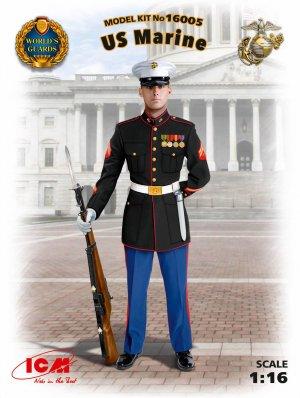 US Marines Sergeant  (Vista 1)