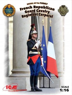 Guardia de caballería de la República Fr  (Vista 1)