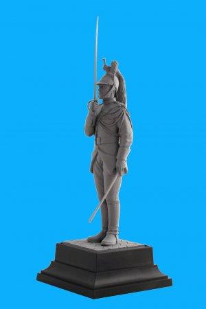 Guardia de caballería de la República Fr  (Vista 4)