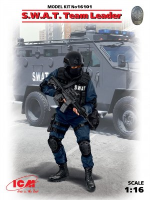 S.W.A.T. Team Leader - Ref.: ICMM-16101
