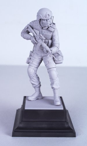 S.W.A.T. Team Leader  (Vista 2)