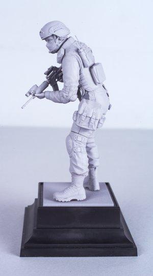 S.W.A.T. Team Leader  (Vista 4)