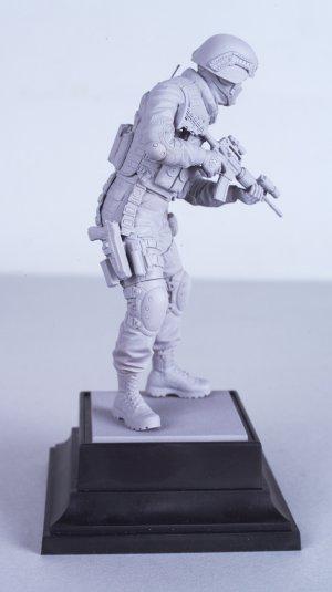 S.W.A.T. Team Leader  (Vista 5)