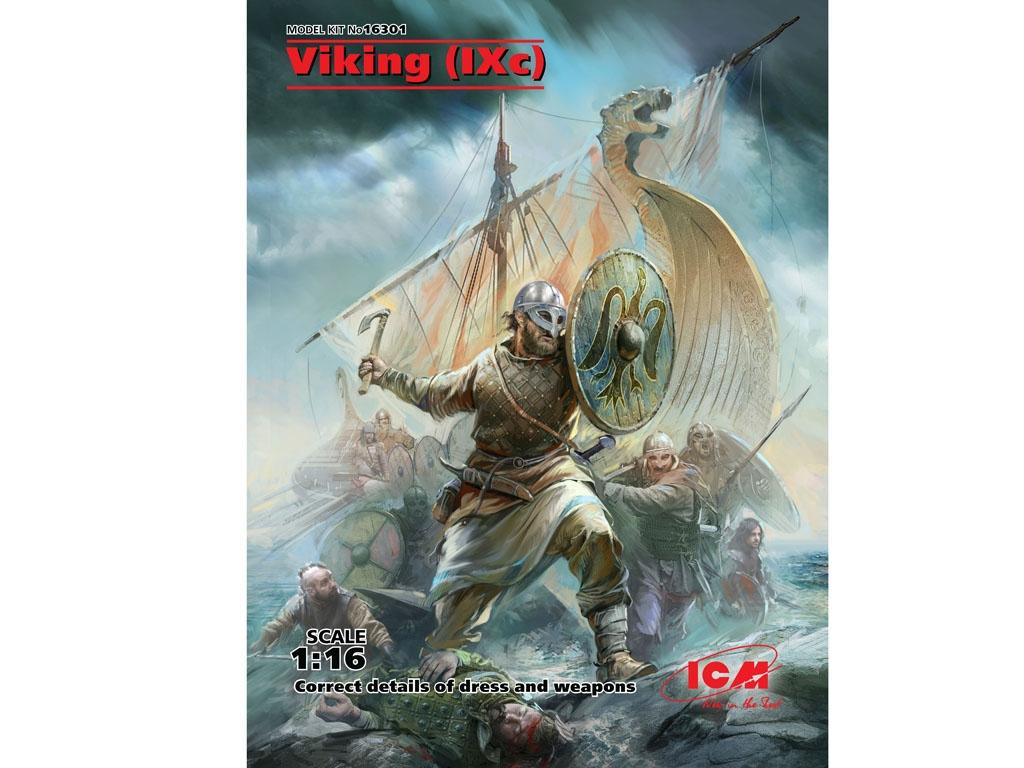 Vikingo siglo IX  (Vista 1)