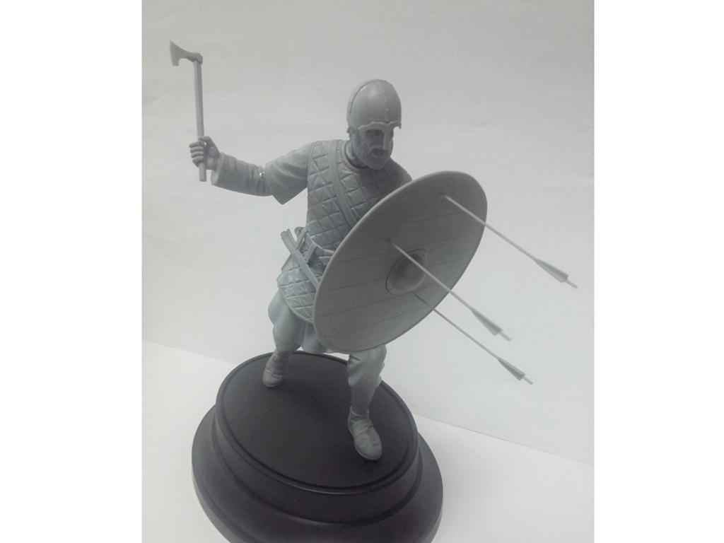 Vikingo siglo IX  (Vista 3)
