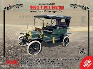 Model T 1911 Touring  (Vista 1)