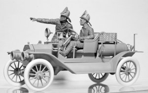 American Fire Truck Crew 1910  (Vista 2)