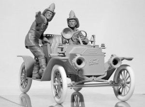 American Fire Truck Crew 1910  (Vista 4)