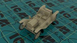 Model T 1913 Speedster,American Sport Ca  (Vista 2)
