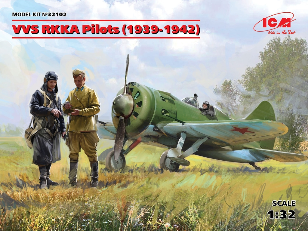 VVS RKKA Pilotos 1939-1942  (Vista 1)