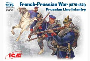 Infanteria de linea Prusiana  (Vista 1)