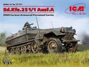 Sd.Kfz.251/1 Ausf.A  (Vista 1)
