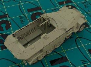 Sd.Kfz.251/1 Ausf.A  (Vista 4)
