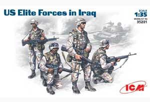 Tropas de Elite U.S. en Iraq  (Vista 1)