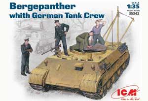 Bergepanther - Ref.: ICMM-35342
