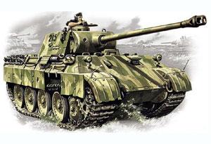 Panzerkampfwagen V Panther Ausf. D - Ref.: ICMM-35361