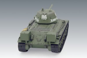 T-34/76 early 1943 production  (Vista 5)