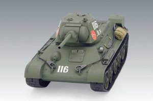 T-34/76 early 1943 production  (Vista 6)