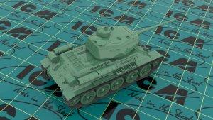 Т-34-85, WWII Soviet Medium Tank  (Vista 3)