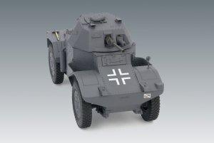 Panzerspähwagen P 204 (f), WWII German A  (Vista 4)