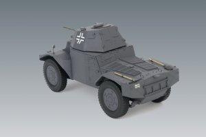 Panzerspähwagen P 204 (f), WWII German A  (Vista 5)
