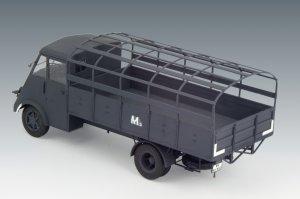 Lastkraftwagen 3,5 t AHN, WWII German Ar  (Vista 3)
