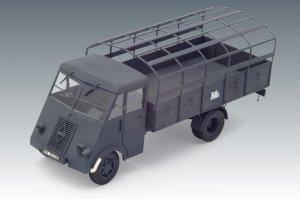 Lastkraftwagen 3,5 t AHN, WWII German Ar  (Vista 4)