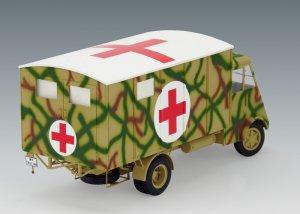 Lastkraftwagen 3.5 t AHN with Shelter, W  (Vista 3)