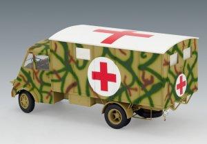 Lastkraftwagen 3.5 t AHN with Shelter, W  (Vista 4)