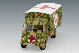 Lastkraftwagen 3.5 t AHN with Shelter, W  (Vista 5)