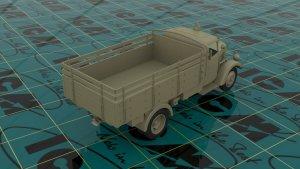 Typ L3000S, WWII German Truck  (Vista 4)