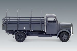 KHD S3000, WWII German Army Truck  (Vista 3)