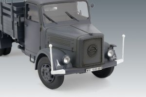 KHD S3000, WWII German Army Truck  (Vista 5)