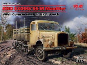 KHD S3000/SS M Maultier  (Vista 1)