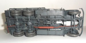 Krupp L3H163, WWII German Army Truck   (Vista 6)