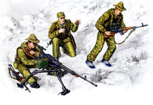 Tropas Especiales Sovieticas  (Vista 1)