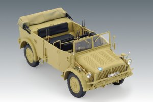 Horch 108 Typ 40, WWII German Personnel   (Vista 2)
