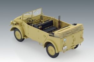 Horch 108 Typ 40, WWII German Personnel   (Vista 4)