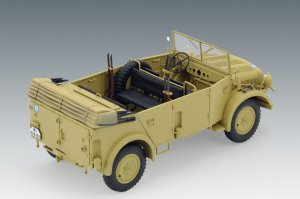 Horch 108 Typ 40, WWII German Personnel   (Vista 5)