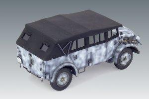 Horch 108 Typ 40 Soft Top, WWII German P  (Vista 2)