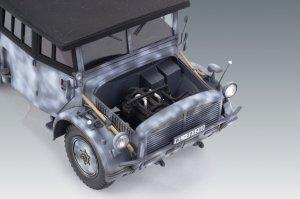 Horch 108 Typ 40 Soft Top, WWII German P  (Vista 3)