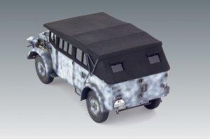 Horch 108 Typ 40 Soft Top, WWII German P  (Vista 4)