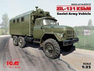 ZiL-131 KShM, Soviet Army Vehicle  (Vista 1)