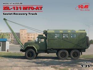 ZiL-131 MTO-AT, Soviet Recovery Truck  (Vista 1)